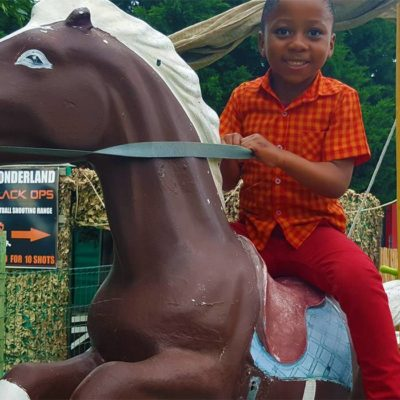 A day out with Crèche children