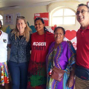 Visit by Ambassador of Switzerland