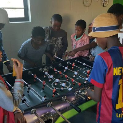 More interesting activities at Lucky Point Youth Centre