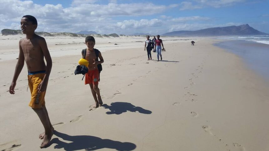 Meerensee-to-Kleinmond Outing