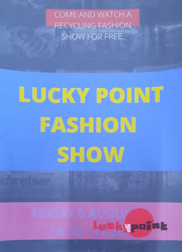 Lucky Point Fashion Show poster